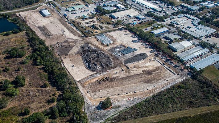 Sunbelt Ocoee Development Progress